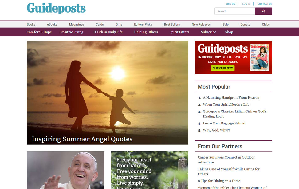 Guideposts project image