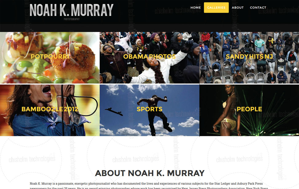 Noah K. Murray Photography project image